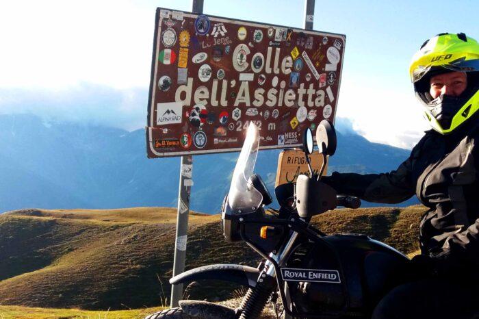 ALPI RIDE 800 Alpi Cozie